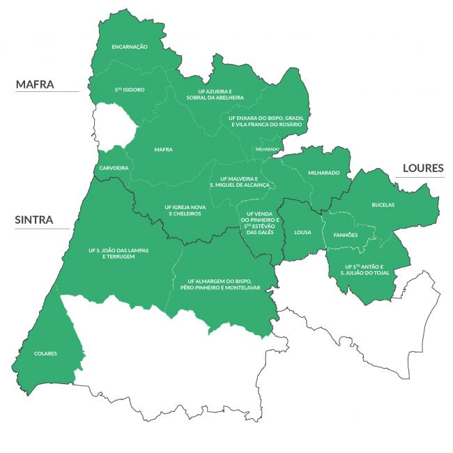 Mapa Gal Rural