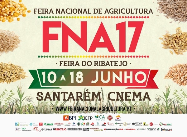 A2S e produtores locais na Feira Nacional de Agricultura