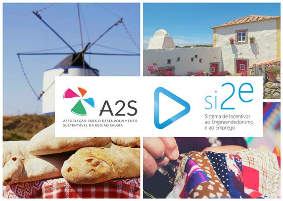 Sistema de incentivos ao Empreendedorismo e Emprego. A2S recebe candidaturas no valor 3,5 milhões de euros